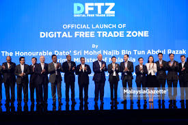 Malaysia Launches Digital Free Trade Zone Hub