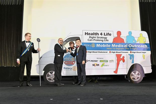 Fusionex Supports Medical Outreach Program targeting 500,000 Malaysians