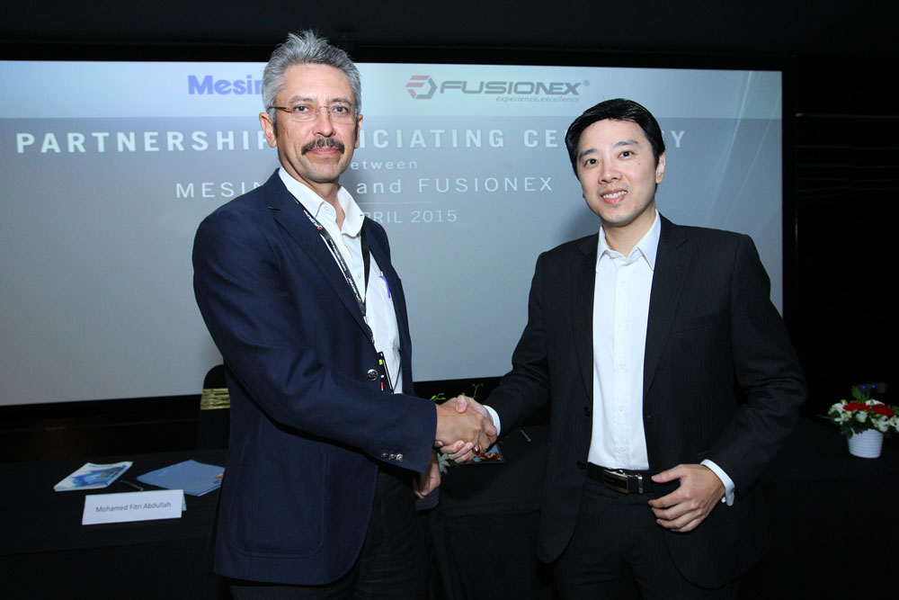Expansion of Fusionex GIANT's Reach as Fusionex Announces Partnership with Mesiniaga