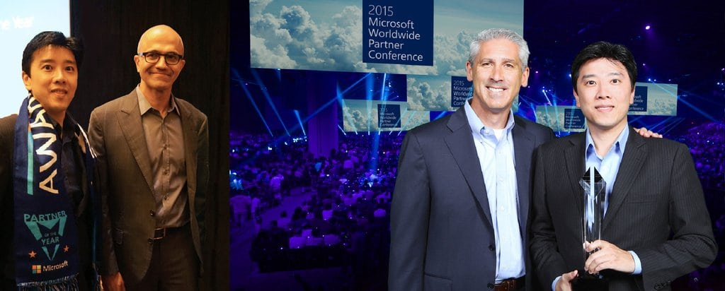 Fusionex Wins Award at the Microsoft Worldwide Partner Conference (WPC) for 4th Consecutive Year