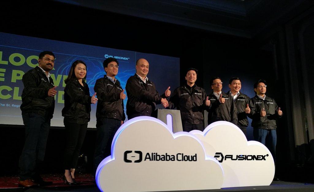 Alibaba Cloud and Fusionex Enter into Strategic Partnership