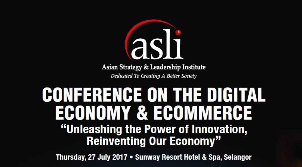 ASLI Digital Economy & Ecommerce