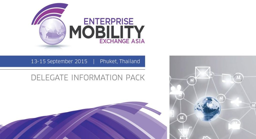 Enterprise Mobility Exchange Asia