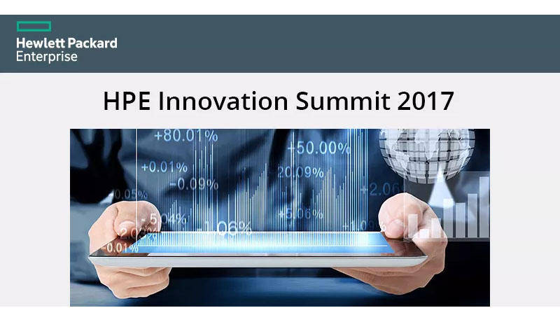 HPE Innovation Summit 2017