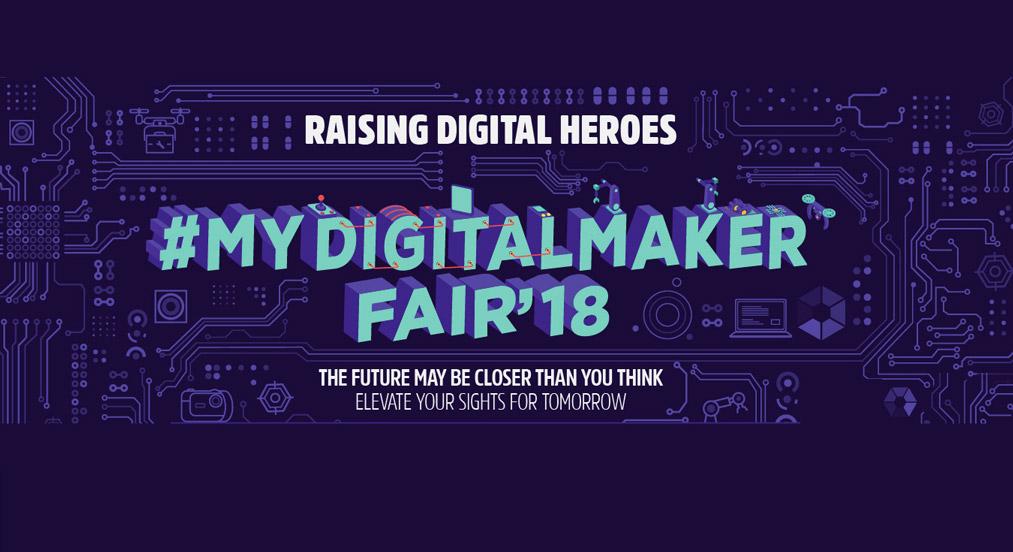 The #mydigitalmaker Fair 2017