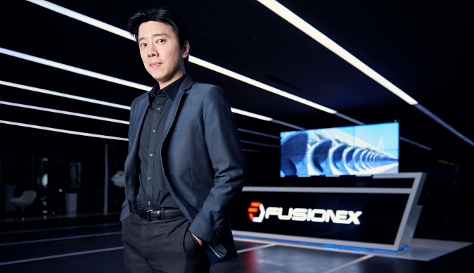 Fusionex International Group CEO honored as Top Asian business leader
