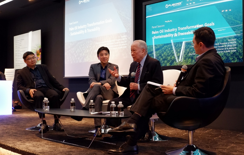 Fusionex Set to Transform Palm Oil Industry through AI and Industry 4.0 Technology