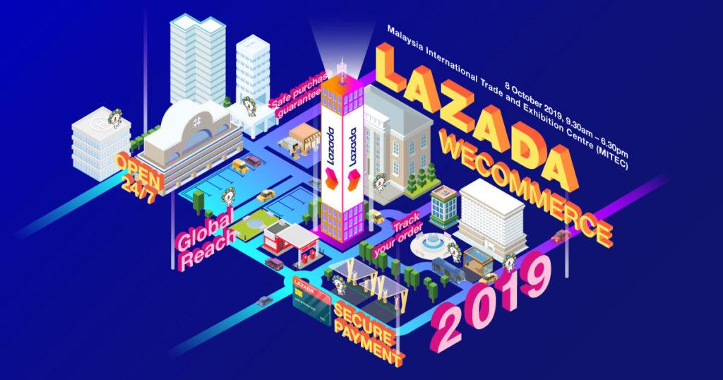 Lazada WECOMMERCE 2019