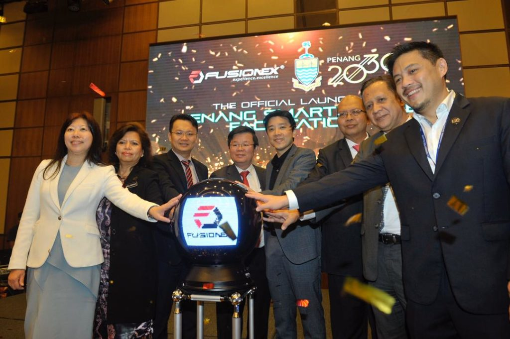 Fusionex collaborates with the Penang State Government to revolutionize Penang's Trade Landscape