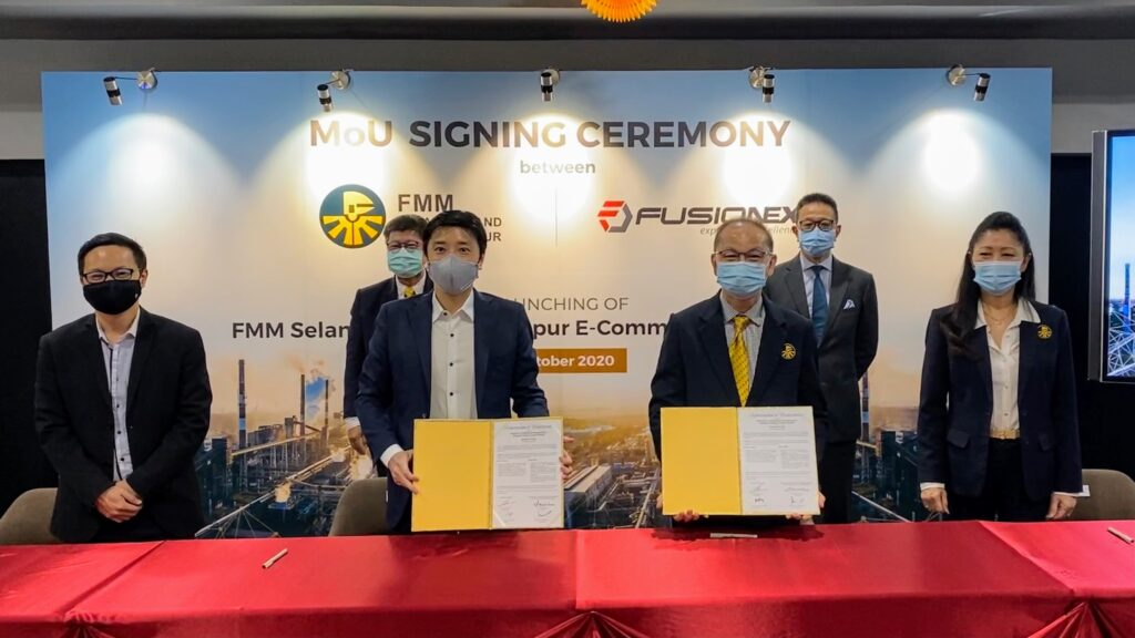 Fusionex Signs MoU with FMM to Power Ecommerce Marketplace
